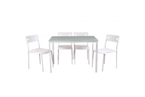 Ensemble table + chaise So113020-0000