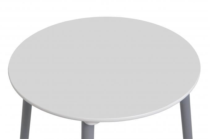 Ensemble Table 2 Chaises Enfant Blanc Austin Design Sur Sofactory