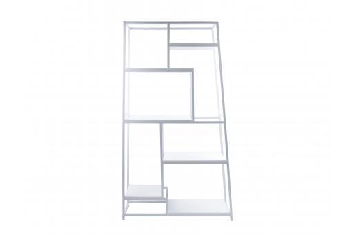 etag re moderne blanche kheima design sur sofactory. Black Bedroom Furniture Sets. Home Design Ideas