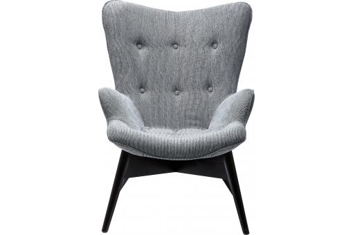 Fauteuil Angels Wings Salt + Pepper eco. DUO