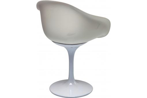 Chaise blanche AGENT Blanc KA59900-0000