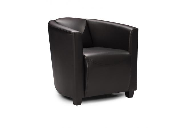 fauteuil club noir guapa design sur sofactory. Black Bedroom Furniture Sets. Home Design Ideas