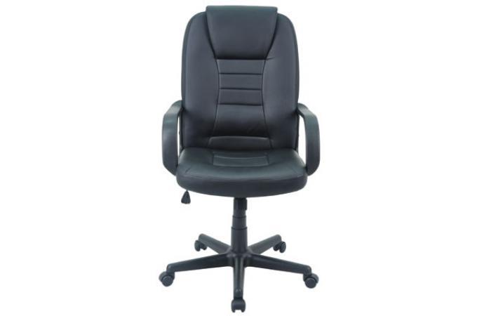 Chaise de bureau noir mara design sur sofactory