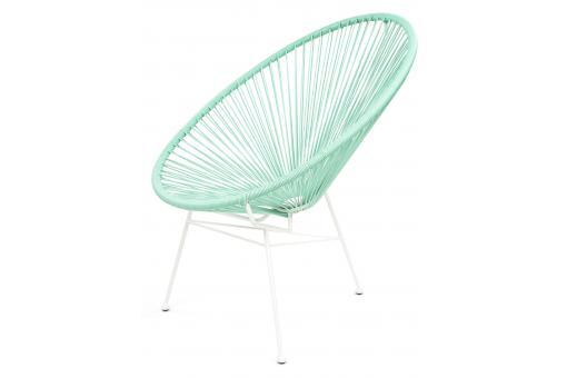 fauteuil vert d 39 eau zimaculto design sur sofactory. Black Bedroom Furniture Sets. Home Design Ideas