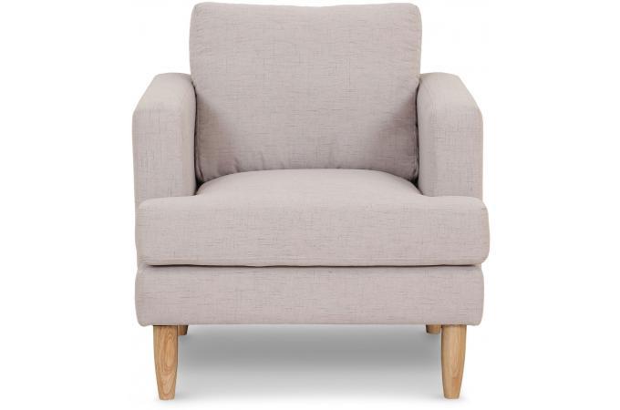 fauteuil beige me247603 0000 - Fauteuil En Tissu