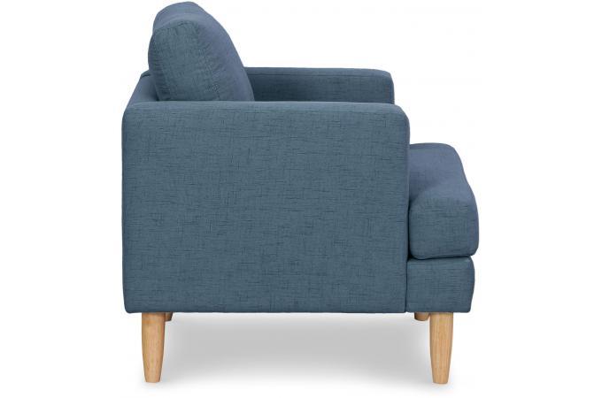 fauteuil moderne tissu bleu lee design 247597 1 680x450 Résultat Supérieur 50 Unique Fauteuil Tissu Bleu Image 2017 Kjs7
