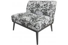 Sofactory - MARILYN - Fauteuil blanc