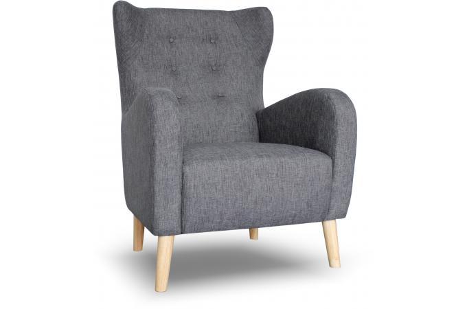fauteuil avec haut dossier. Black Bedroom Furniture Sets. Home Design Ideas