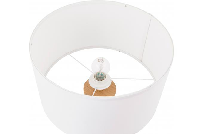 Lampe Scandinave Abat Design Déco Jour Born Blanc Sur Sofactory UMzVpqS