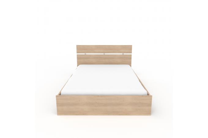 lit 140x200cm ch ne galaxy design sur sofactory. Black Bedroom Furniture Sets. Home Design Ideas
