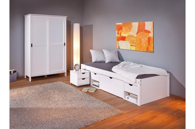 lit en bois avec rangement beautiful tete de lit en bois avec rangement with lit en bois avec. Black Bedroom Furniture Sets. Home Design Ideas