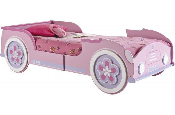Lit extensible lady car design pas cher sur sofactory - Lit extensible pas cher ...