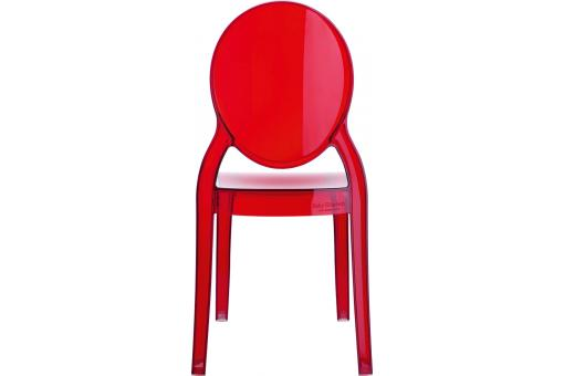 Chaise Rouge Si178284-0000