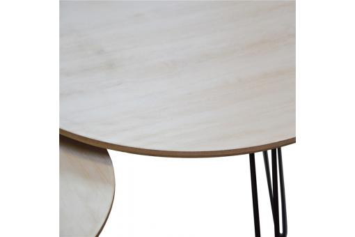 Table basse Bois Beige Zo235764-0000