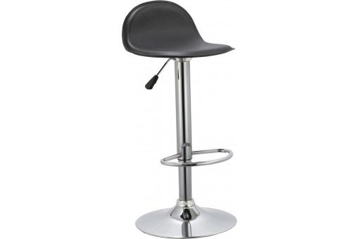 Tabouret de bar Simili Cuir Blanc An171332-0000