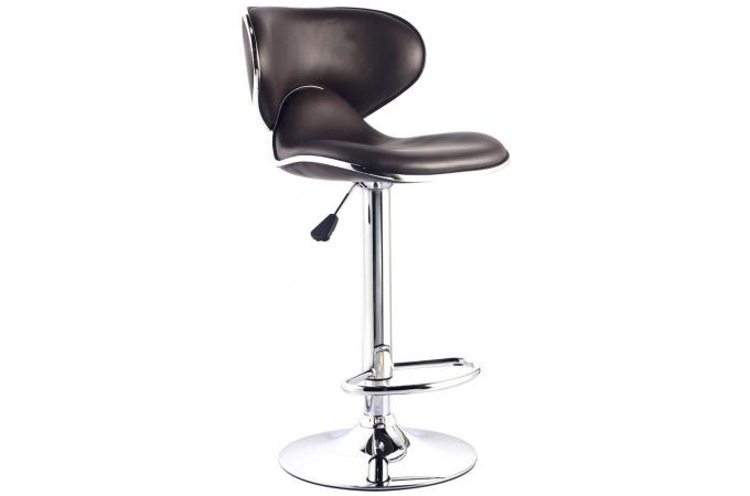 lot de 2 tabourets de bar chocolat melbourne design sur sofactory. Black Bedroom Furniture Sets. Home Design Ideas