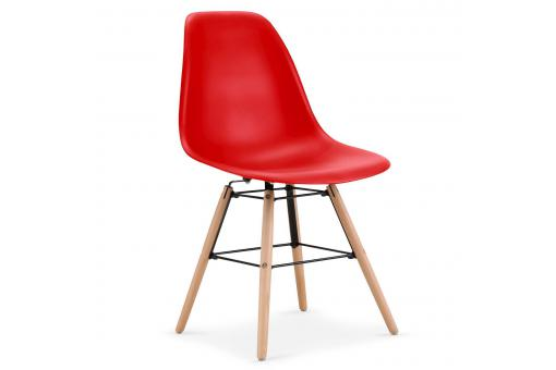 Chaise Bois Rouge ME247653-0000