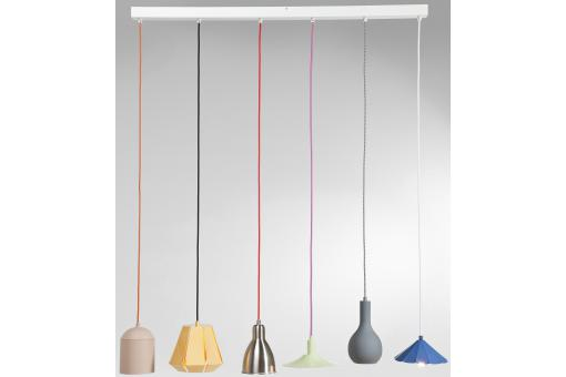 Suspension Verre multicolore Ka165914-0000