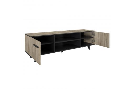 Meuble TV Sofactory Marron De268135-0000