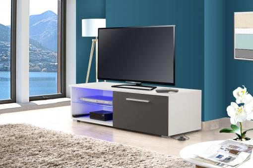 Meuble TV Blanc So295093-0000