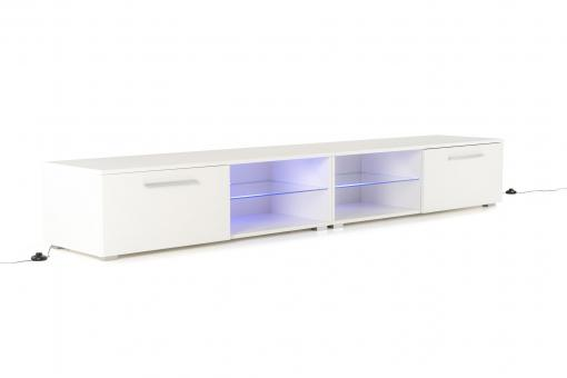 Meuble TV Blanc So295105-0000