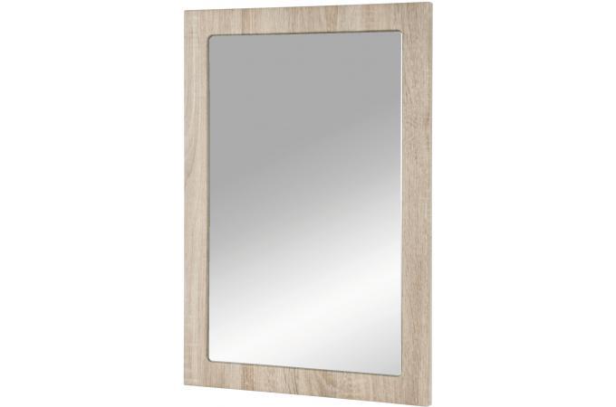 miroir mural contour ch ne clair parol d co design en direct de l 39 usine sur sofactory. Black Bedroom Furniture Sets. Home Design Ideas
