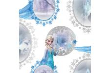 Papier Peint Impression Reine Des Neiges 10mx53cm FREEZE SoFactory