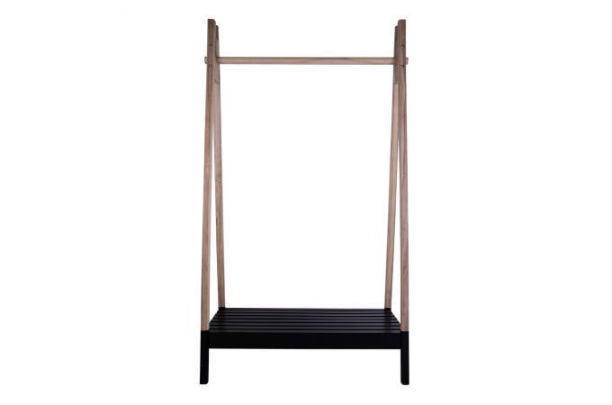 portant bois bicolore play design sur sofactory. Black Bedroom Furniture Sets. Home Design Ideas
