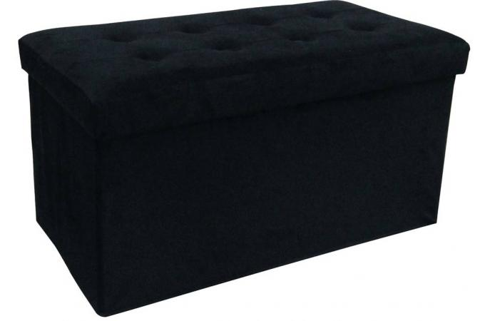 coffre pouf. Black Bedroom Furniture Sets. Home Design Ideas