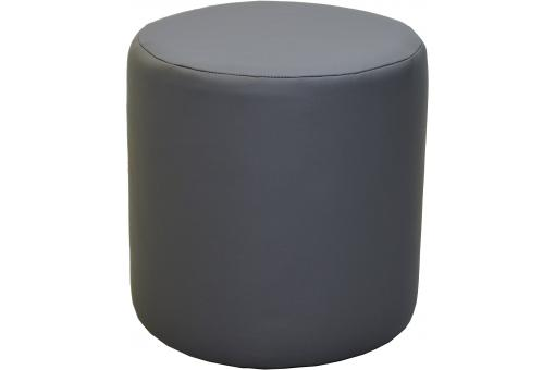 Pouf Rond Gris STOOL SoFactory