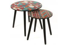 Sofactory - ALEXA - Table d'appoint design