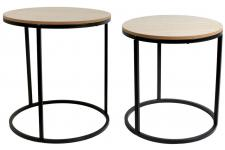 Sofactory - MULLER - Table d'appoint design
