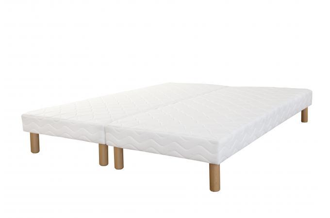 Sommier 160 x 200 goody design pas cher sur sofactory - Sommier 160 pas cher ...