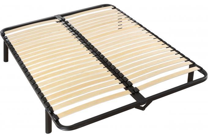 sommier pliable 2x70x190cm livita design sur sofactory. Black Bedroom Furniture Sets. Home Design Ideas