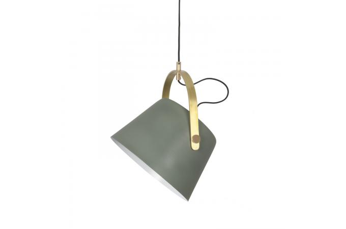 Renversé Design Suspension Seau Déco Sur Sofactory Clyde Vert b7f6yYg