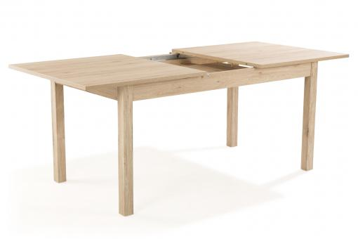Table à Manger Extensible 2 Rallonges Bois 160x90 RODA So257811-0000