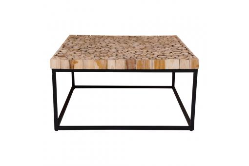 Table Basse en Bois Design JOSEFINE Ho296583-0000