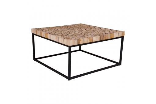 Table Basse en Bois Design JOSEFINE SoFactory