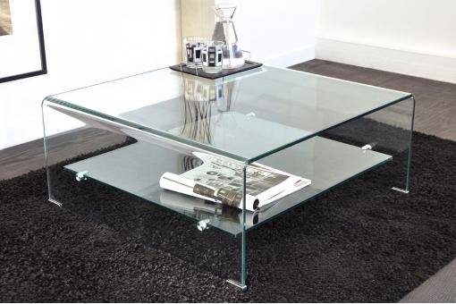 Table basse Sofactory Transparent Lo58803-0000