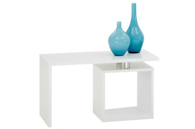 Table Basse Compartiment Ouvert TODOS
