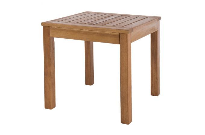 Table Basse de Jardin Marron ORINA