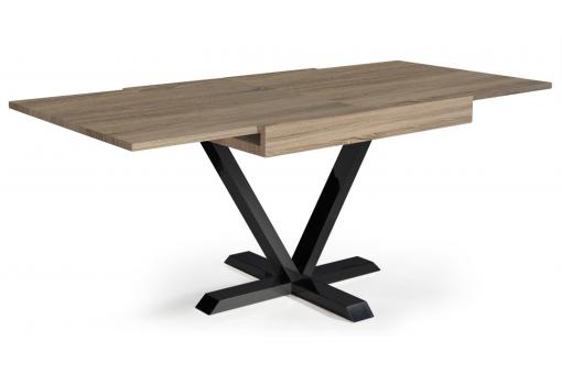 Table relevable Bois Beige ME230474-0000