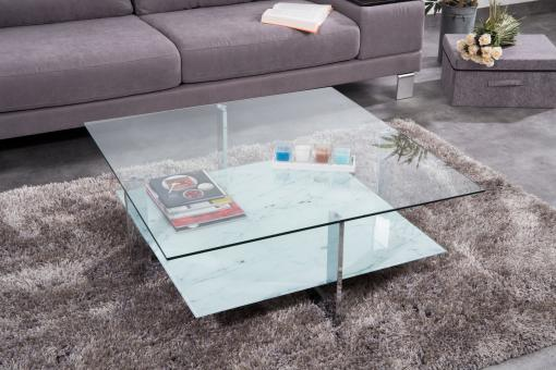 Table basse Blanc So113294-0000