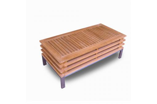 Table basse En Teck STITCH SoFactory