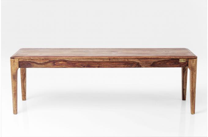 Table basse en bois effet vieilli l160 camilla design sur - Table basse bois vieilli ...