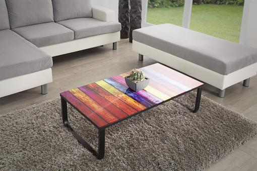 Table basse multicolore So257835-0000