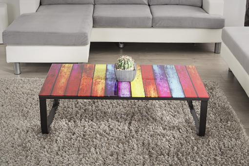 Table basse Verre multicolore So257835-0000