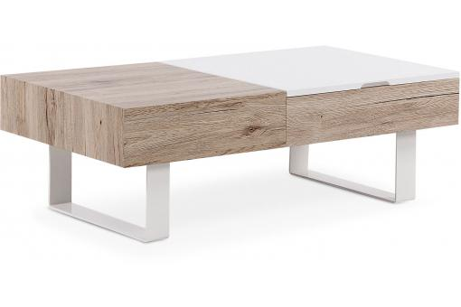Table Basse Relevable en Chêne Clair JOLLY SoFactory