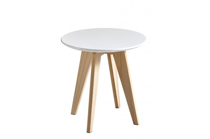 Table basse scandinave anis design sur sofactory for Table basse inspiration scandinave