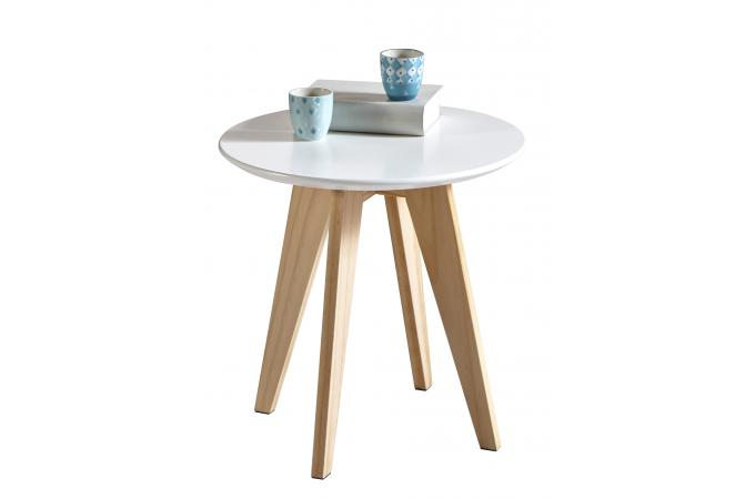 Table basse scandinave anis design sur sofactory - Table basse inspiration scandinave ...